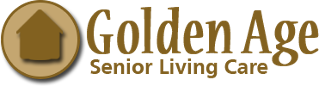 Logo, Golden Age Senior Living Care, Assisted Living in Kissimmee, FL